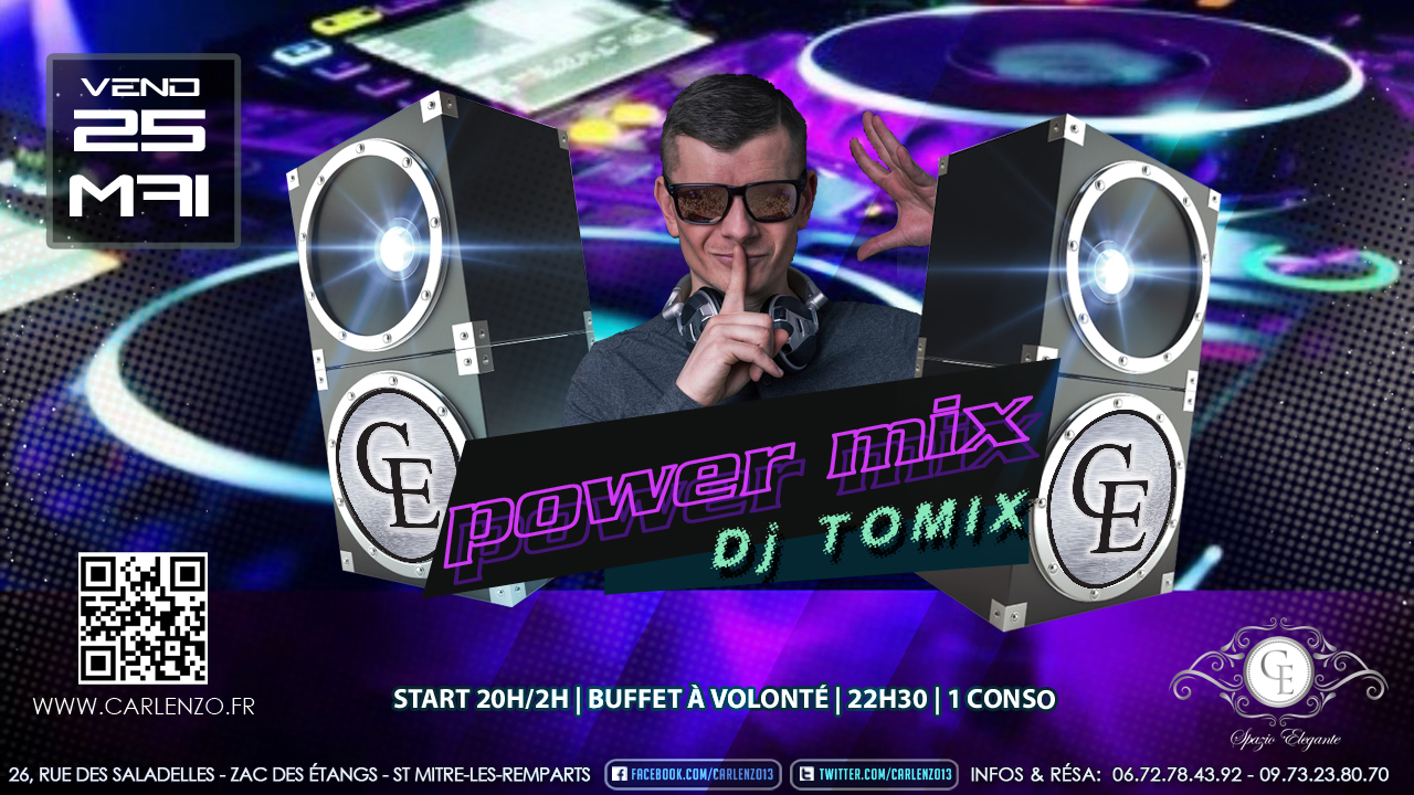 power mix by dj tomix